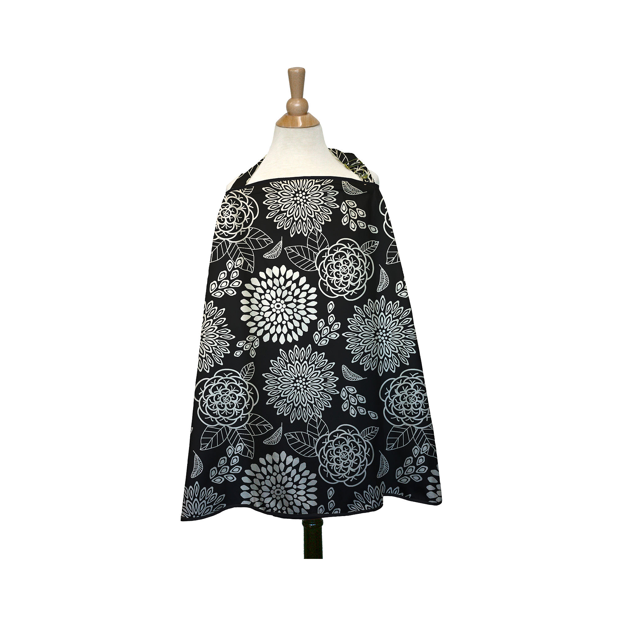 The Peanut Shell Nursing Cover - Tea Time plus size,  plus size fashion plus size appare