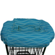 The Peanut Shell® Shopping Cart Cover - Bali