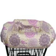 The Peanut Shell® Shopping Cart Cover - Dahlia