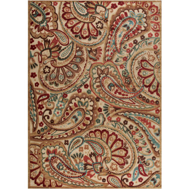 jcpenney.com | Nourison® Paisley Charm Hand-Carved Rectangular Rug
