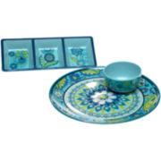 Capri 3-pc. Melamine Serving Set