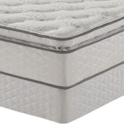 Five Star Diamond Crest Super Pillow-Top Mattress plus Box Spring