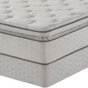 Five Star Edgerton Super Pillow-Top Mattress plus Box Spring