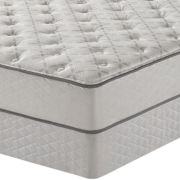 Five Star Fox Creek Plush Mattress plus Box Spring