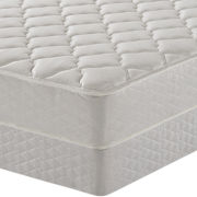Five Star Edison Plush Mattress plus Box Spring