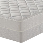 Five Star Delaware Plush Mattress plus Box Spring