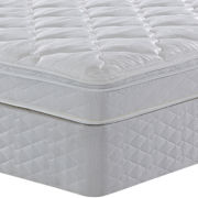 Five Star Bremerton Euro-Top Mattress plus Box Spring