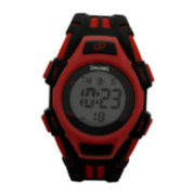 Spalding® Hard Court Black and Red Watch