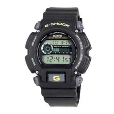 jcpenney.com | Casio® G-Shock Mens Multifunction Sport Watch DW9052-1BCG