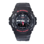 Casio® G-Shock Classic Mens Analog/Digital Watch G100-1BV