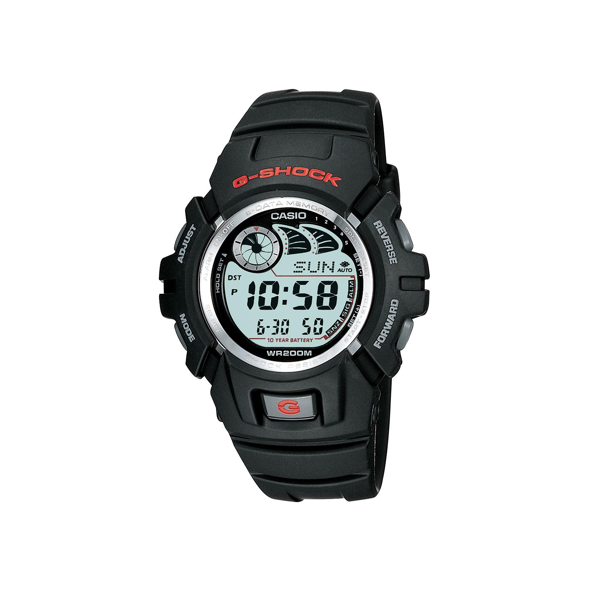 Casio G-Shock Mens E-Data Digital Watch G2900F-1V