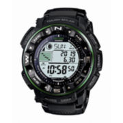 Casio® Pro Trek Mens Tough Solar Digital Watch