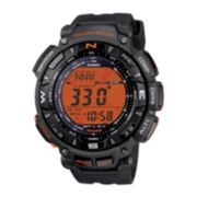 Casio® Pro Trek Pathfinder Mens Triple Sensor Watch PAG240-8