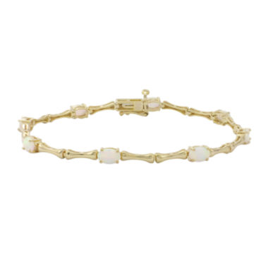 jcpenney.com | Lab-Created Opal Bracelet