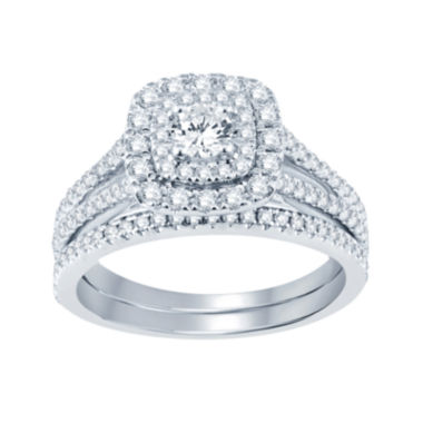 jcpenney.com | 1 CT. T.W. Diamond Bridal Set