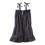 OshKosh B'gosh® Dotted Sundress - Girls 2t-4t