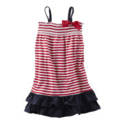 OshKosh B'gosh® Striped Sundress - Girls 2t-4t