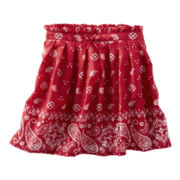 OshKosh B'gosh® Bandana-Print Skirt - Girls 5-6x