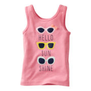 Carter's® Sunglasses Tank Top - Girls 5-6x