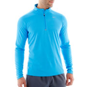 Nike® Racer Long-Sleeve Zip Top