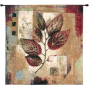 Modernist Autumn Wall Tapestry