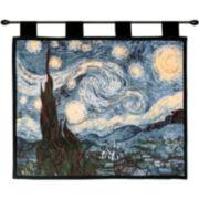 Art.com Starry Night, c.1889, Wall Tapestry