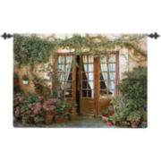 Art.com Twenty Four Pots Wall Tapestry