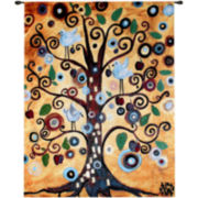 Untitled from Tree of Life Wall Tapestry