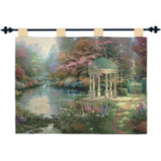 The Garden of Prayer Wall Tapestry