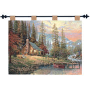 Peaceful Retreat Wall Tapestry
