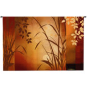 Art.com Flaxen Silhouette Wall Tapestry