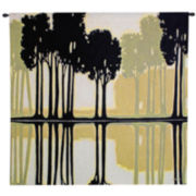 Arbor Creek I Wall Tapestry