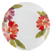 JCPenney Home™ Set of 4 Floral Dinner Plates