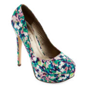 Michael Antonio Lily Platform Pumps