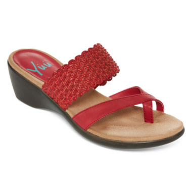jcpenney.com | Yuu™ Pauline Slip-On Sandals