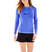 Nike® Hydro Rashguard Swim Top or Shorts