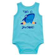 Okie Dokie® Graphic Bodysuit – Baby boys newborn - 9m