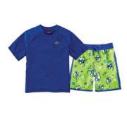 Arizona Rash Guard or Swim Trunks - Toddler Boys 2t-5t
