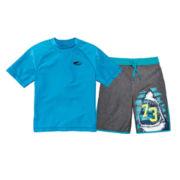 Arizona Rash Guard or Swim Trunks - Boys 8-20