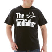 The Godfather® Graphic Tee-Big & Tall