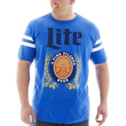 Miller Lite® Graphic Tee-Big & Tall