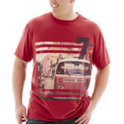 i jeans by Buffalo Caris Short-Sleeve Graphic Tee-Big & Tall