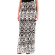 Arizona Foldover Maxi Skirt