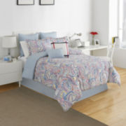 IZOD® Winward Paisley Comforter Set & Accessories