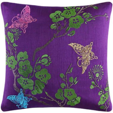 jcpenney.com | Q by Queen Street® Christy Square Decorative Pillow
