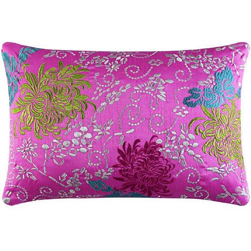 Q by Queen Street® Channing Oblong Decorative Pillow