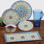 Certified International Tuscany Melamine Dinnerware Collection