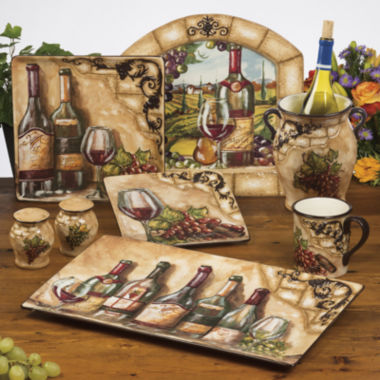 jcpenney.com | Certified International Tuscan View Dinnerware Collection