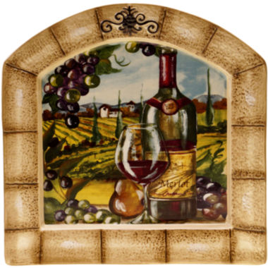 jcpenney.com | Certified International Tuscan View Arched Platter