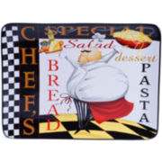 Certified International Chef's Special Rectangular Serving Platter